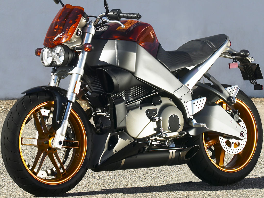Buell lightning photo - 1