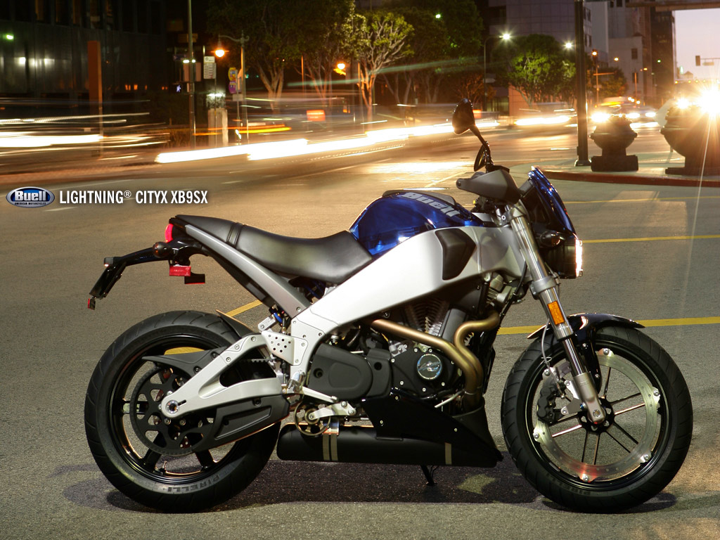 Buell lightning photo - 4
