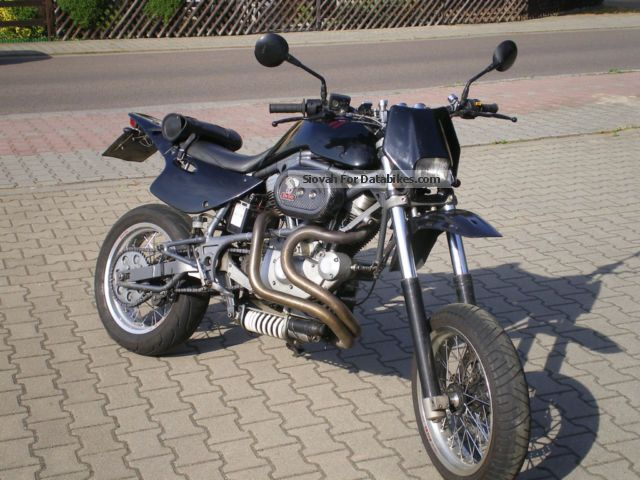 Buell thunderbolt photo - 1