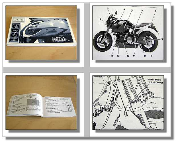 Buell thunderbolt photo - 4