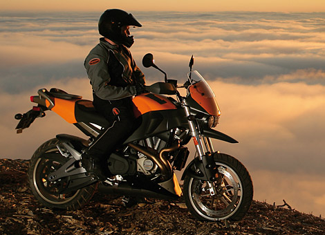 Buell ulysses photo - 1