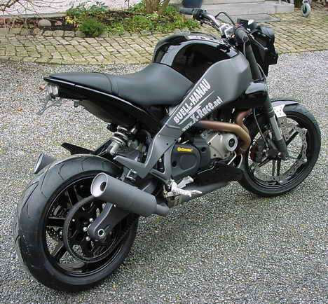 Buell ulysses photo - 4