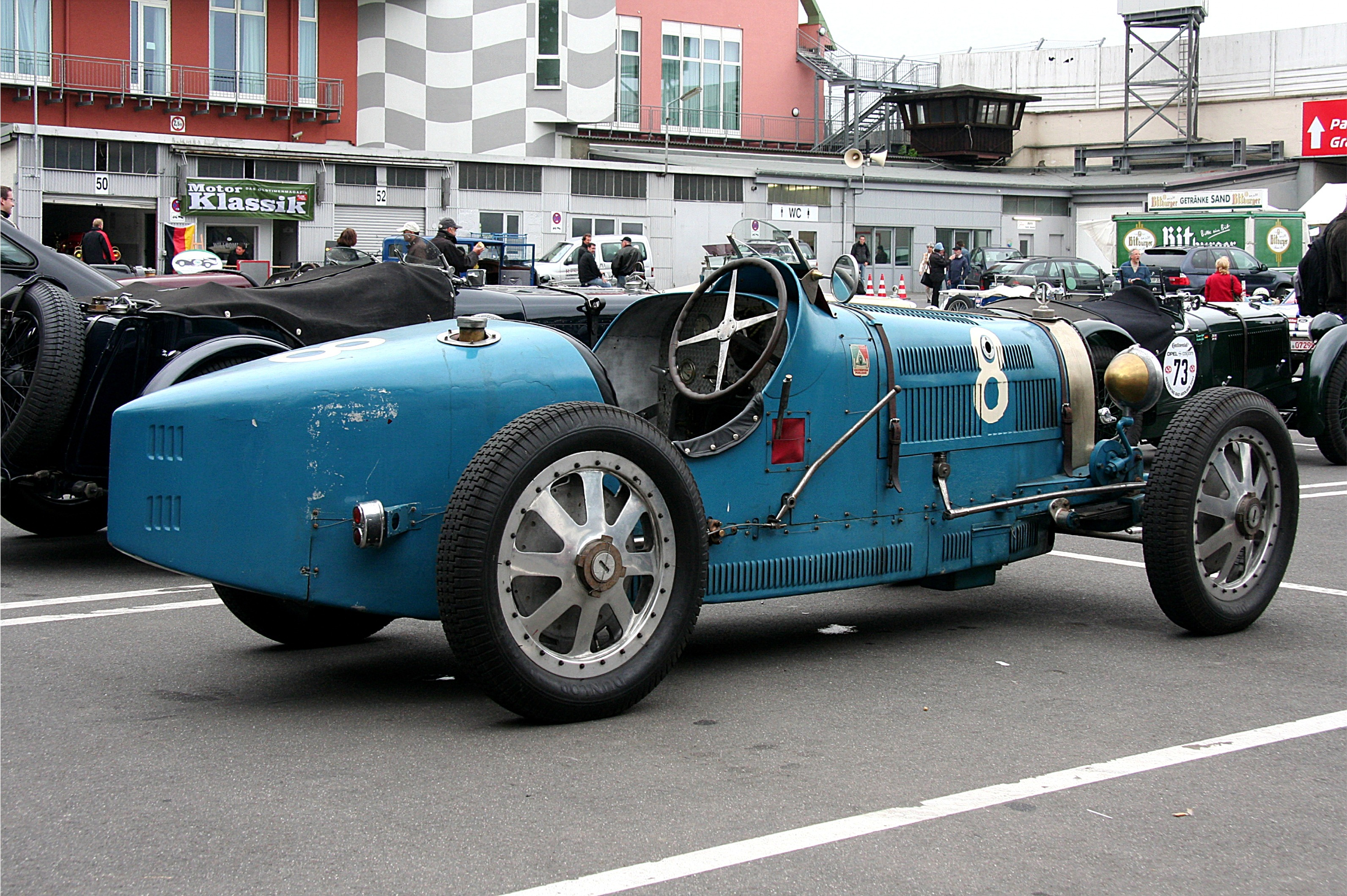 Bugatti 35 photo - 3