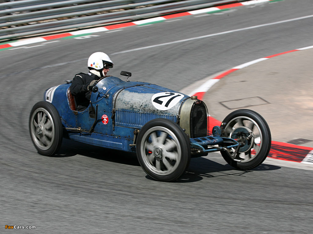 Bugatti 35 photo - 4