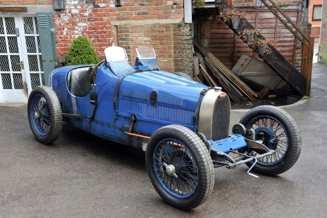 Bugatti 37a photo - 4