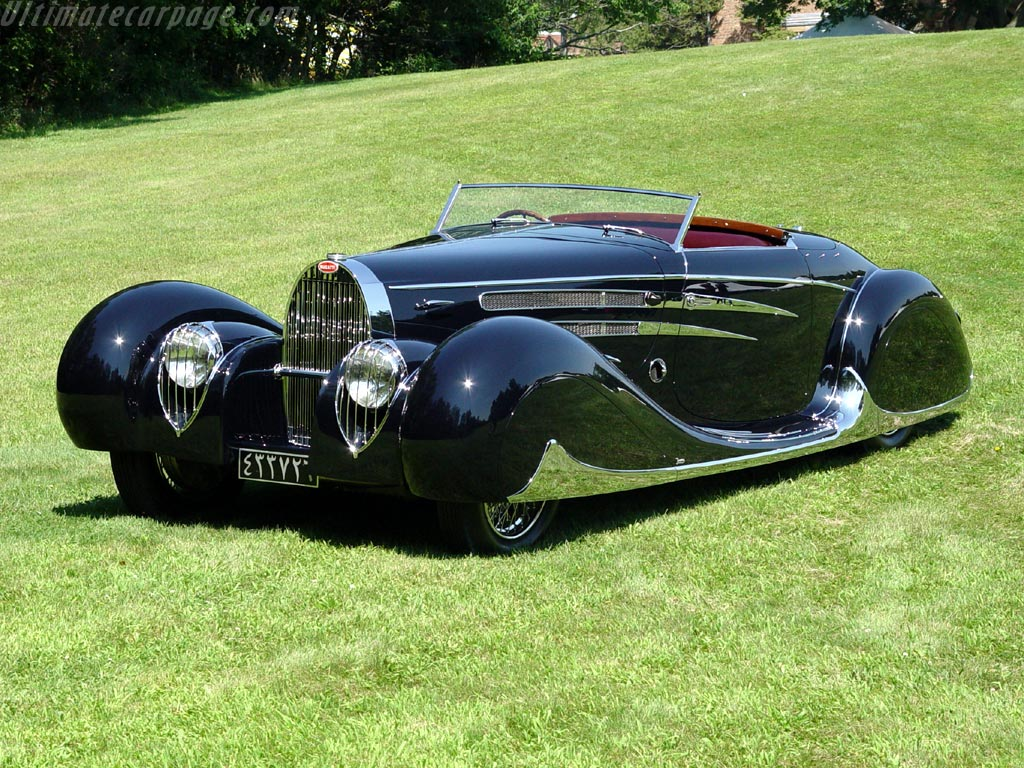 Bugatti 57c photo - 1