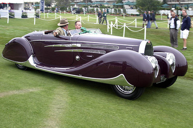 Bugatti 57c photo - 3