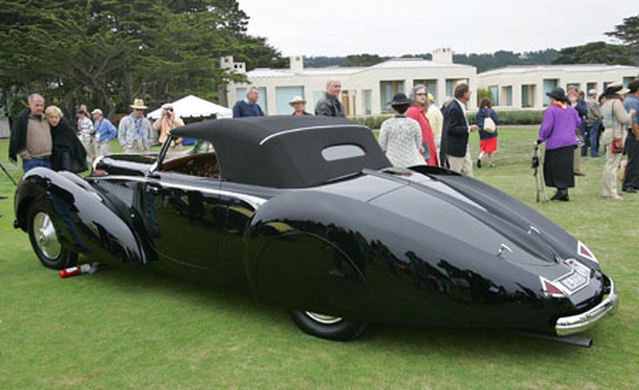 Bugatti 57c photo - 4