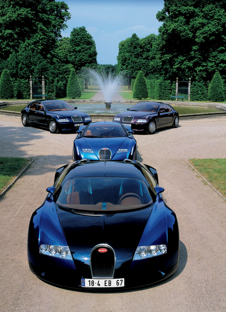 Bugatti eb photo - 1