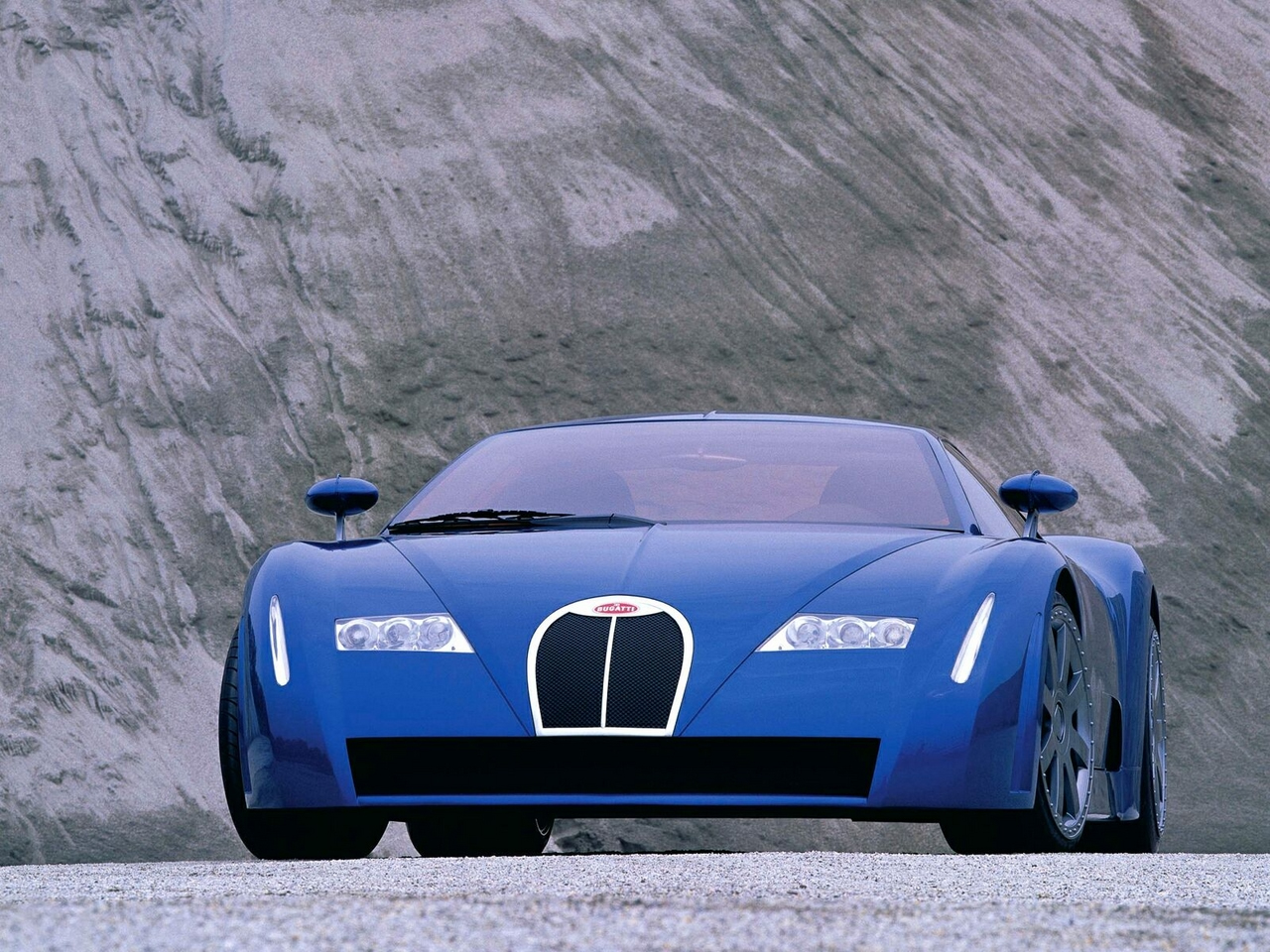 Bugatti eb118 photo - 2
