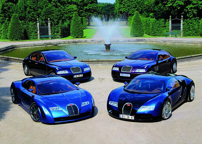 Bugatti eb118 photo - 3