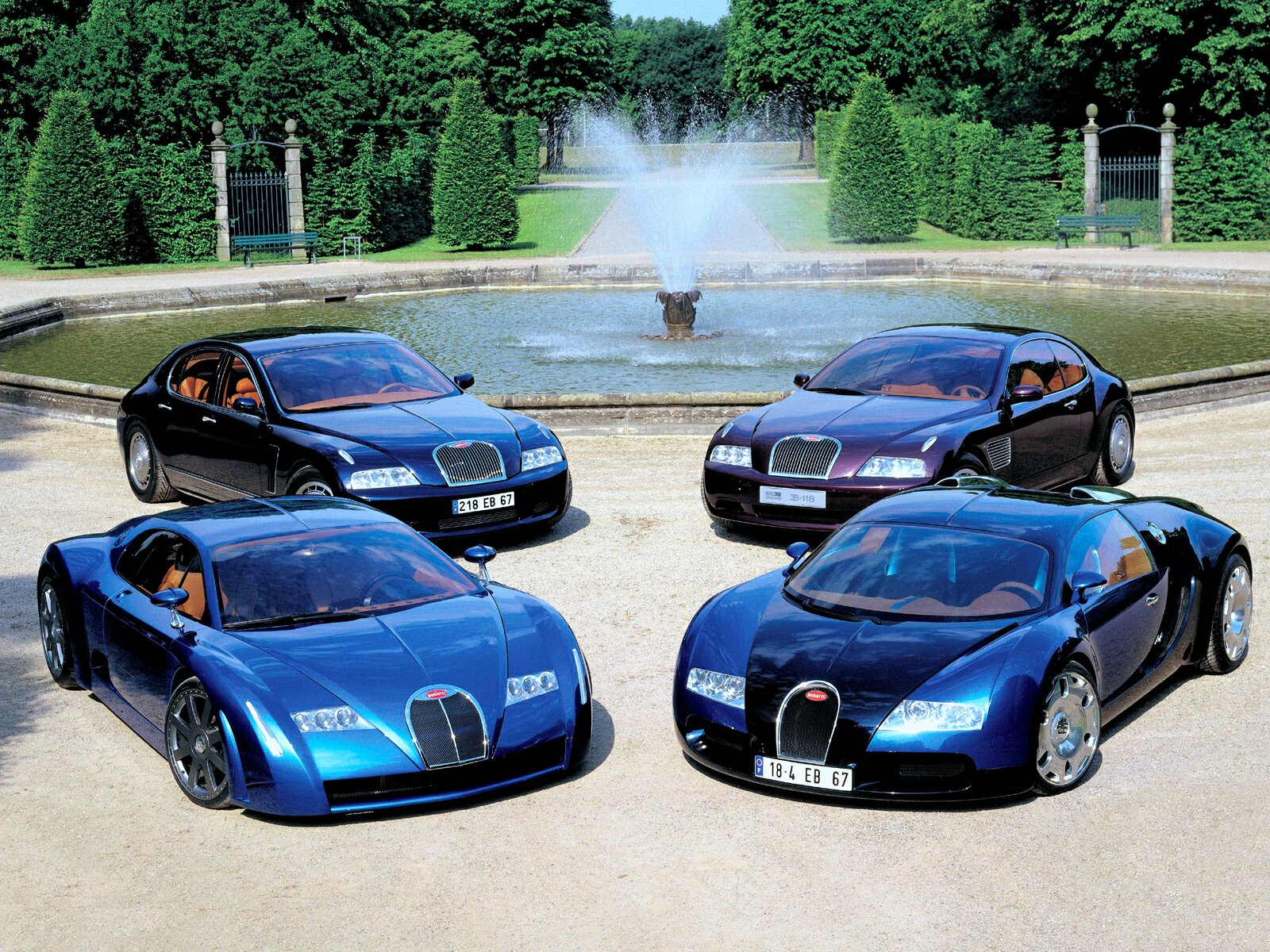 Bugatti eb118 photo - 4
