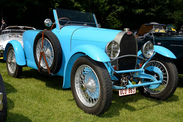Bugatti t40 photo - 4