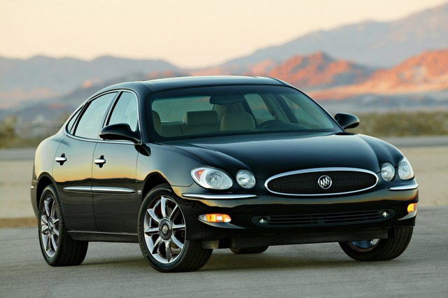 Buick allure photo - 3