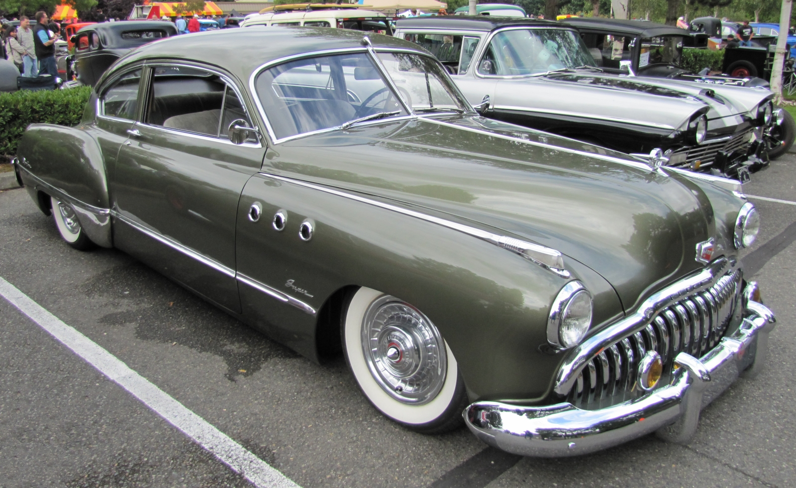 Buick eight photo - 1