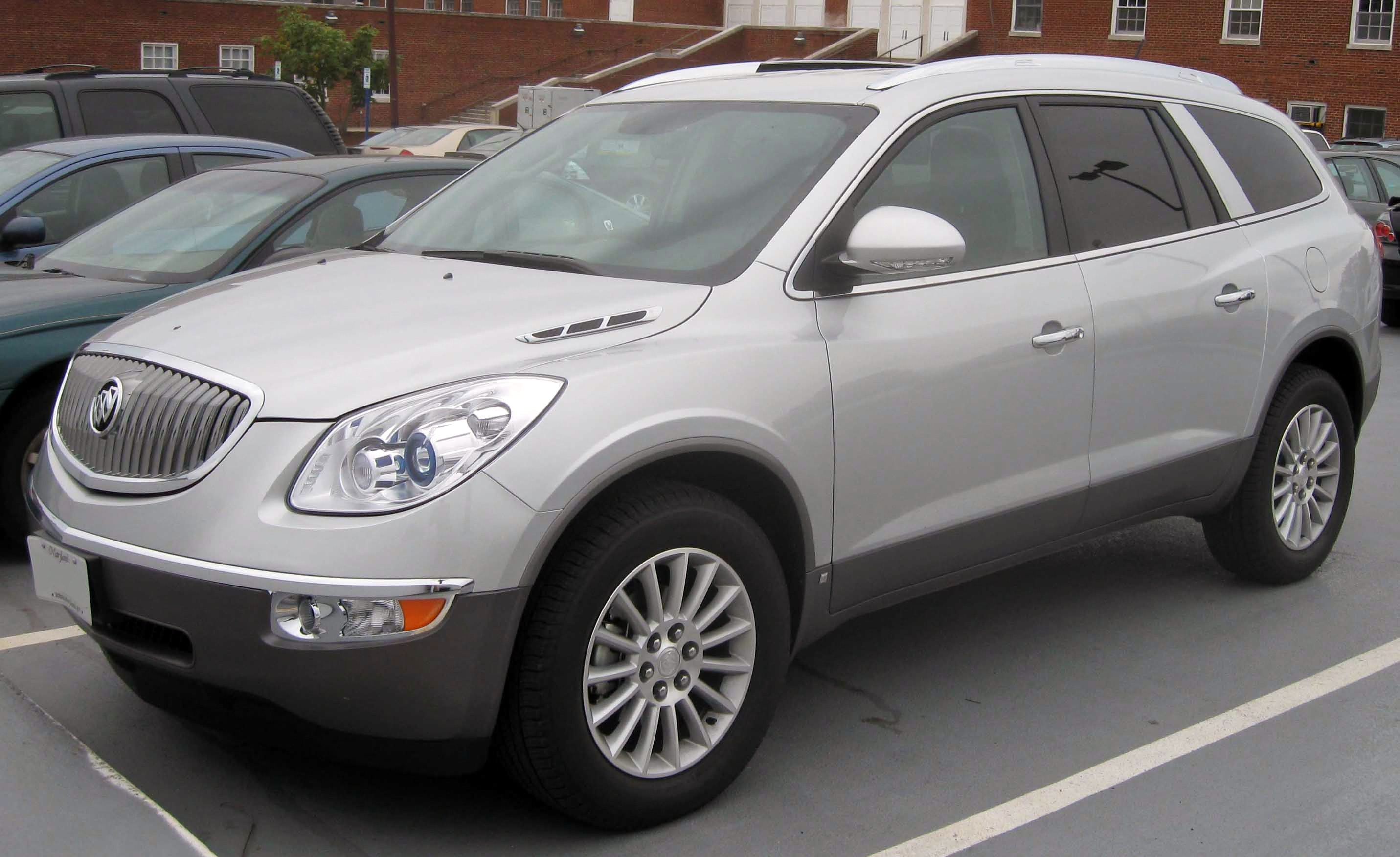 Buick enclave photo - 3