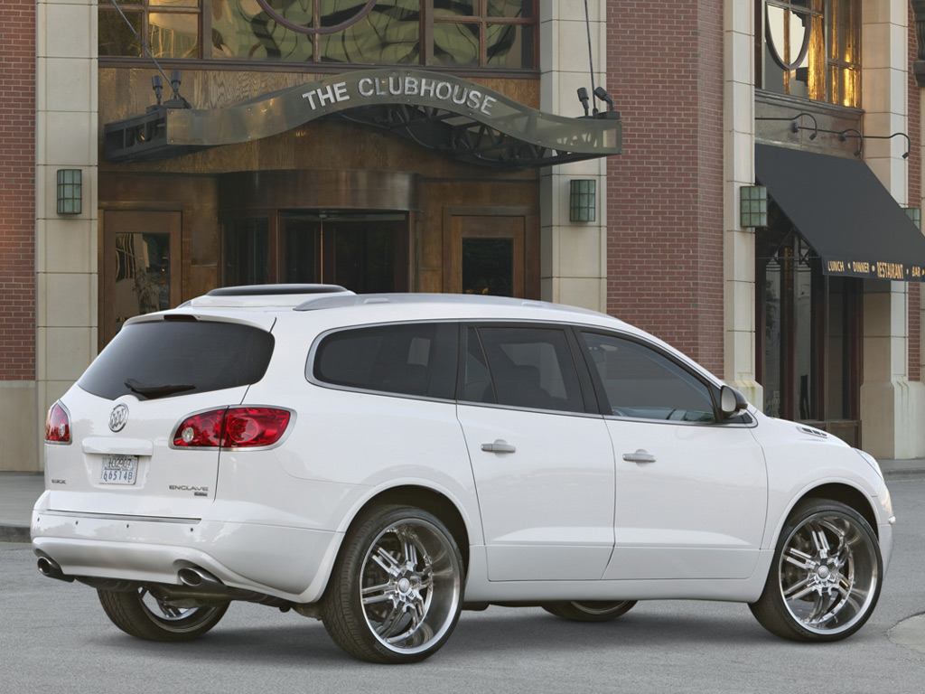 Buick enclave photo - 4