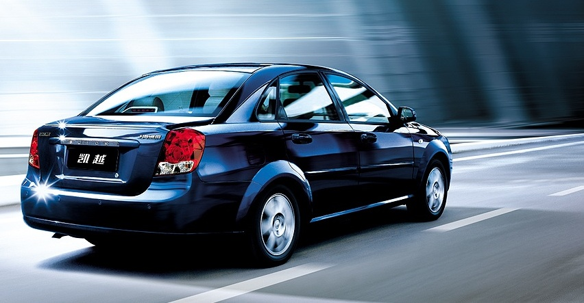 Buick excelle photo - 2