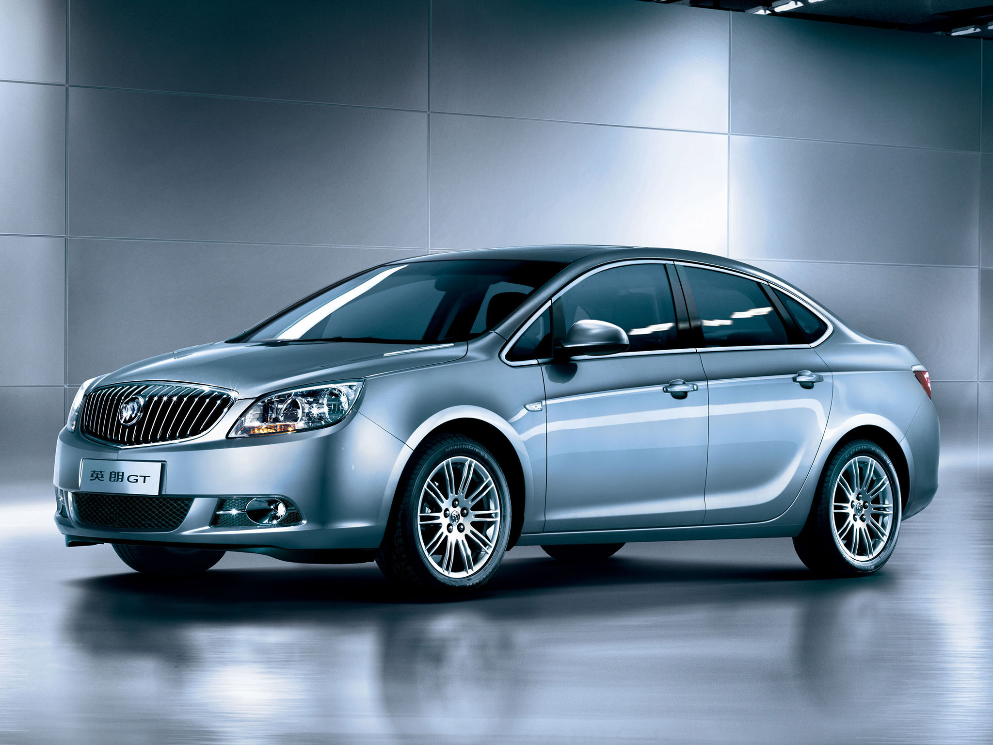 Buick excelle photo - 4