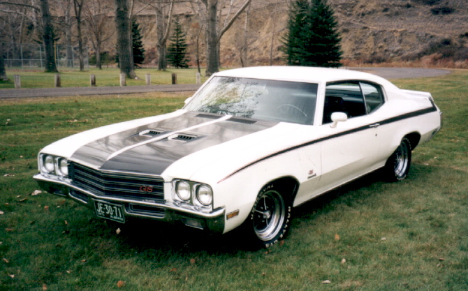 Buick gs photo - 2