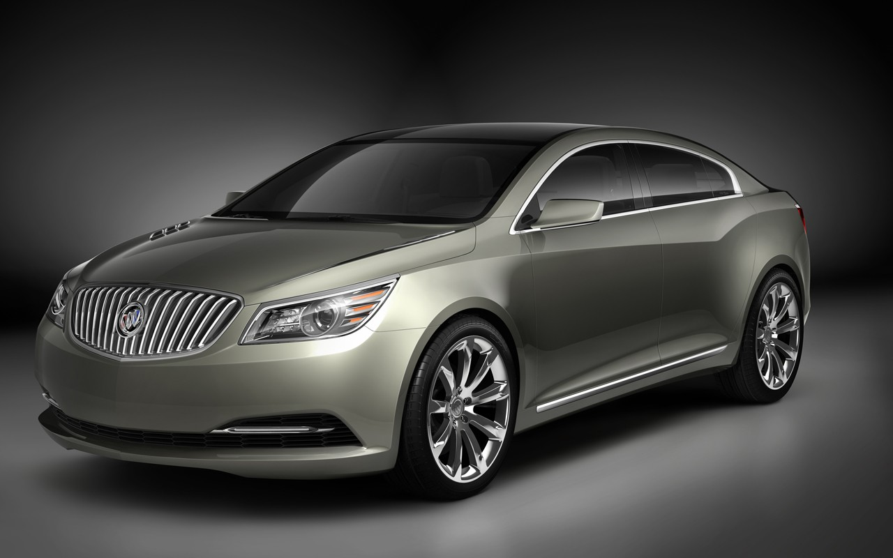 Buick invicta photo - 1