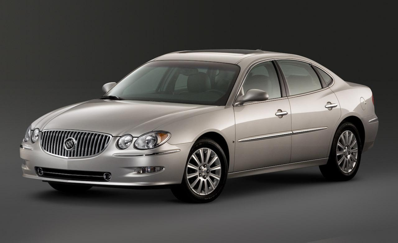 Buick lacrosse photo - 2