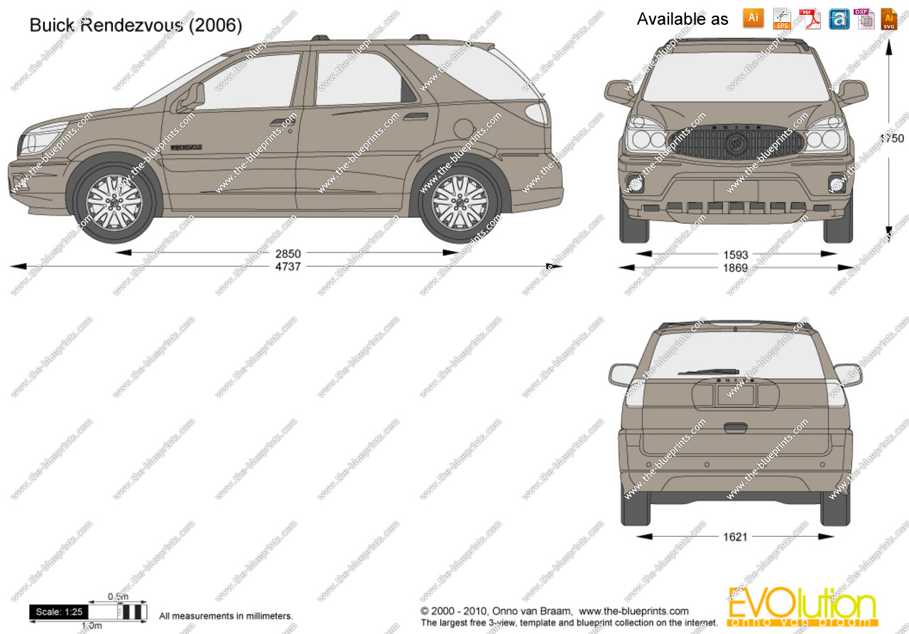 Buick rendezvous photo - 2