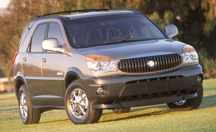 Buick rendezvous photo - 3