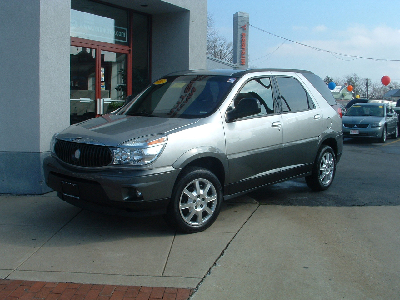 Buick rendezvous photo - 4