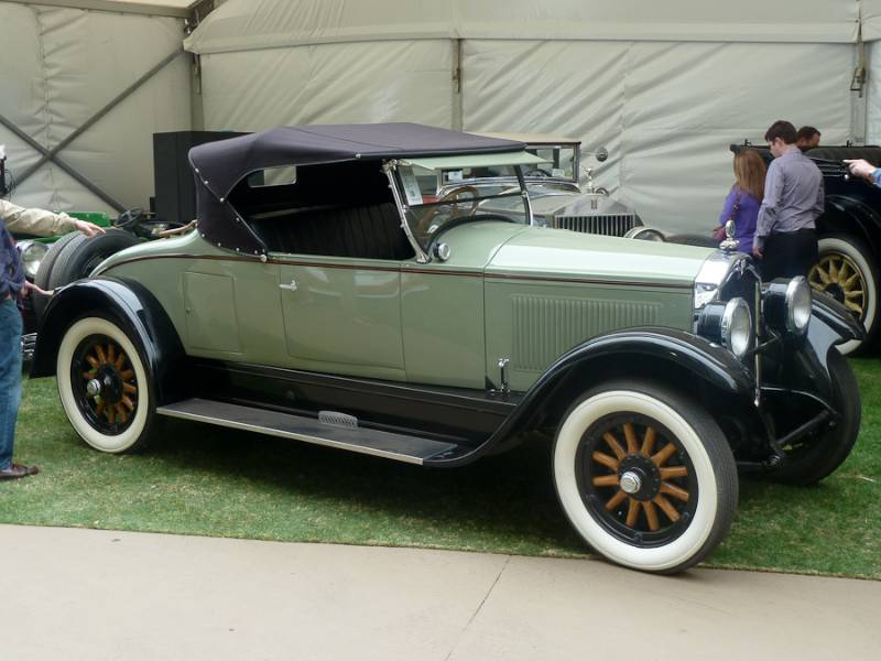 Buick roadster photo - 2
