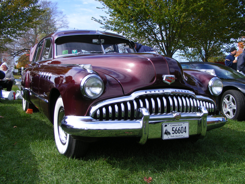 Buick roadster photo - 4