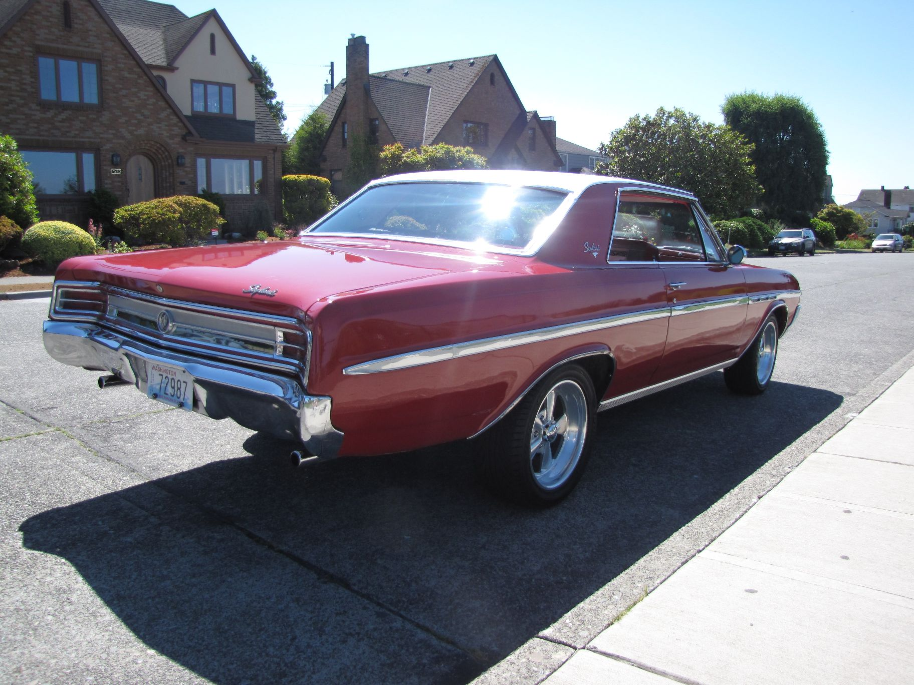 Buick skylark photo - 2