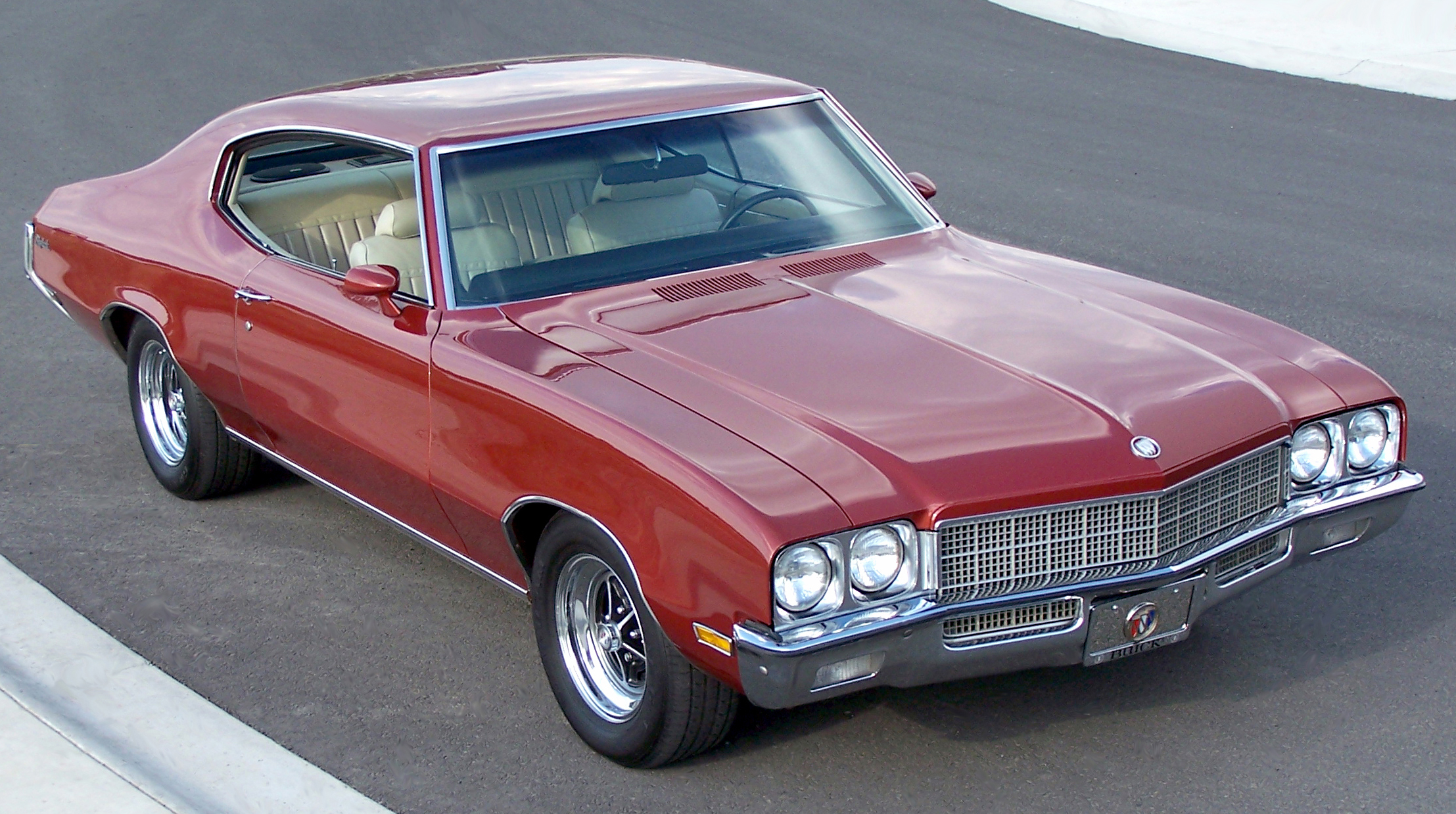 Buick slylark photo - 2