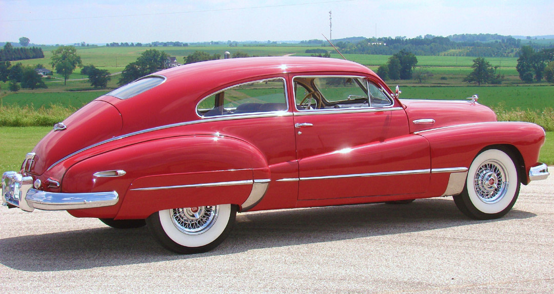 Buick super photo - 1