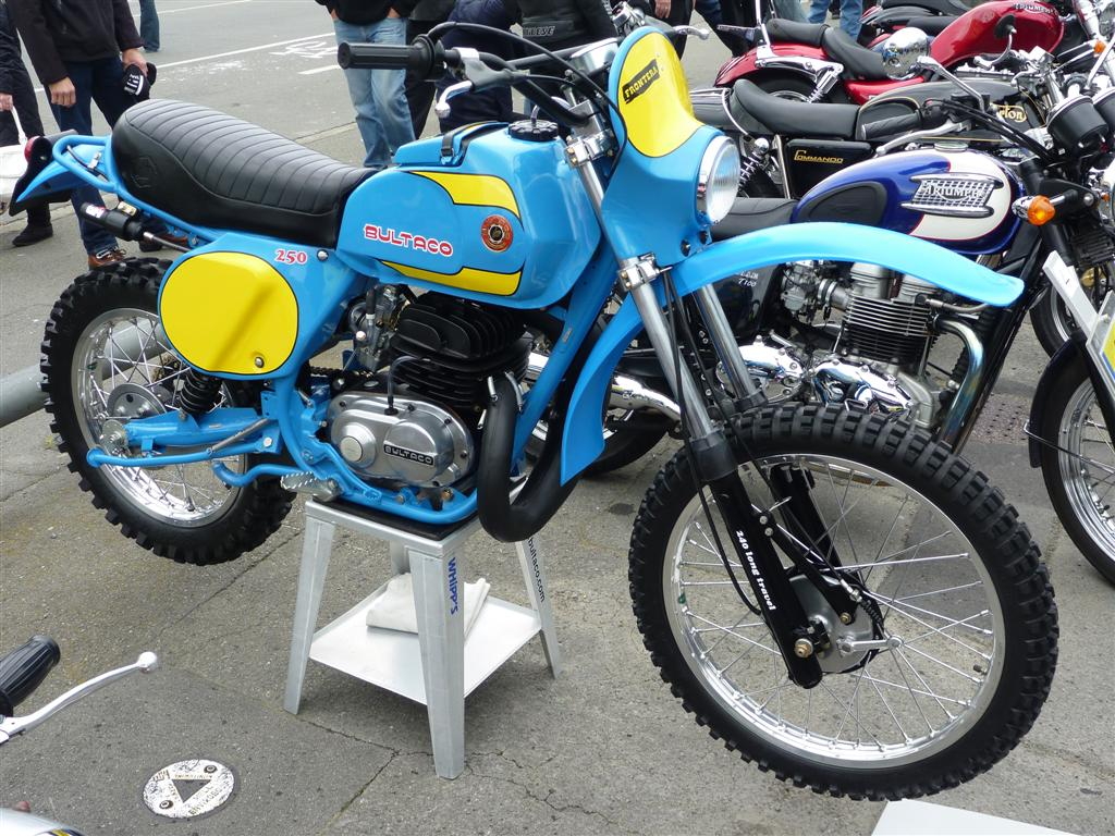 Bultaco frontera photo - 1