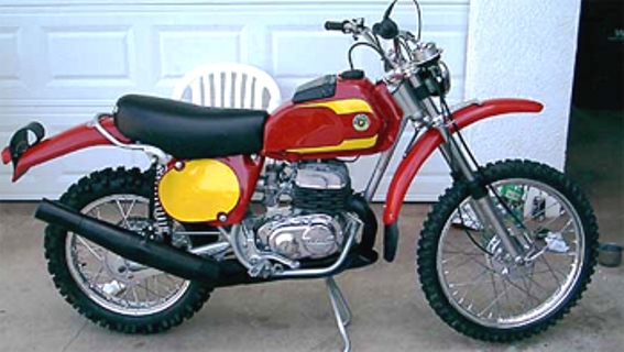 Bultaco frontera photo - 4