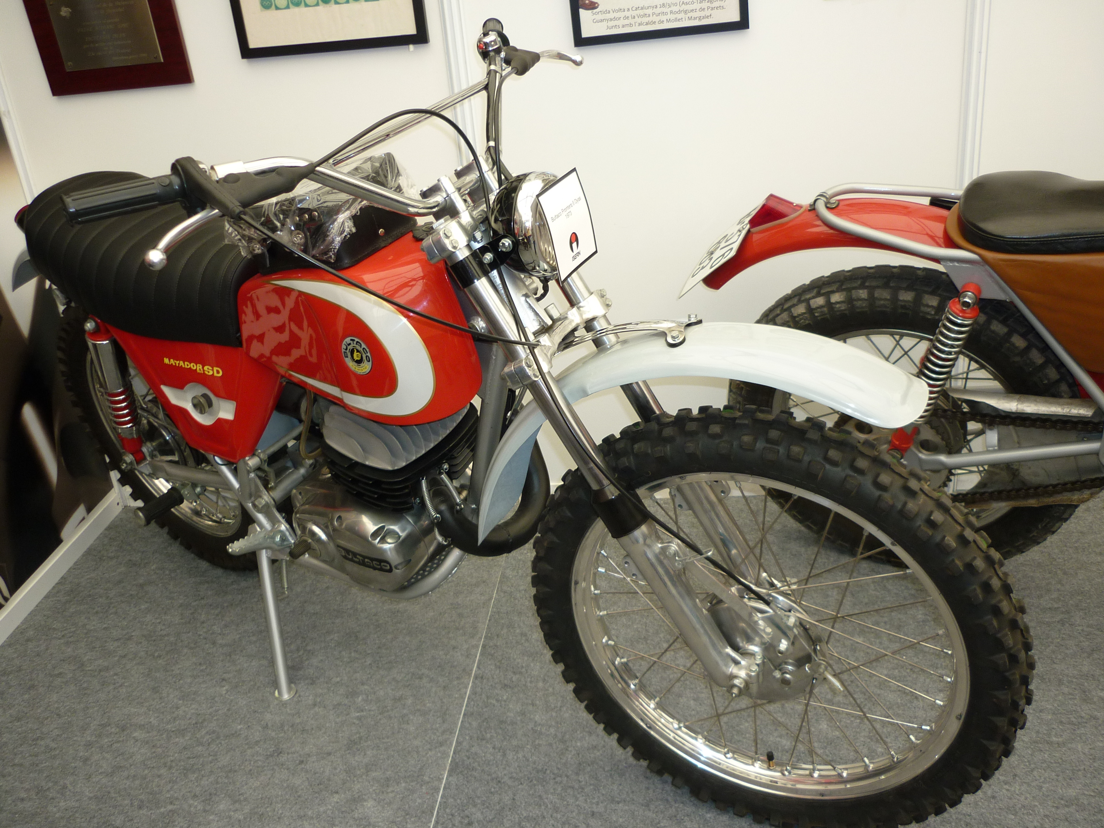 Bultaco matador photo - 1