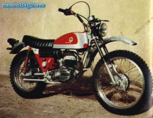 Bultaco matador photo - 2