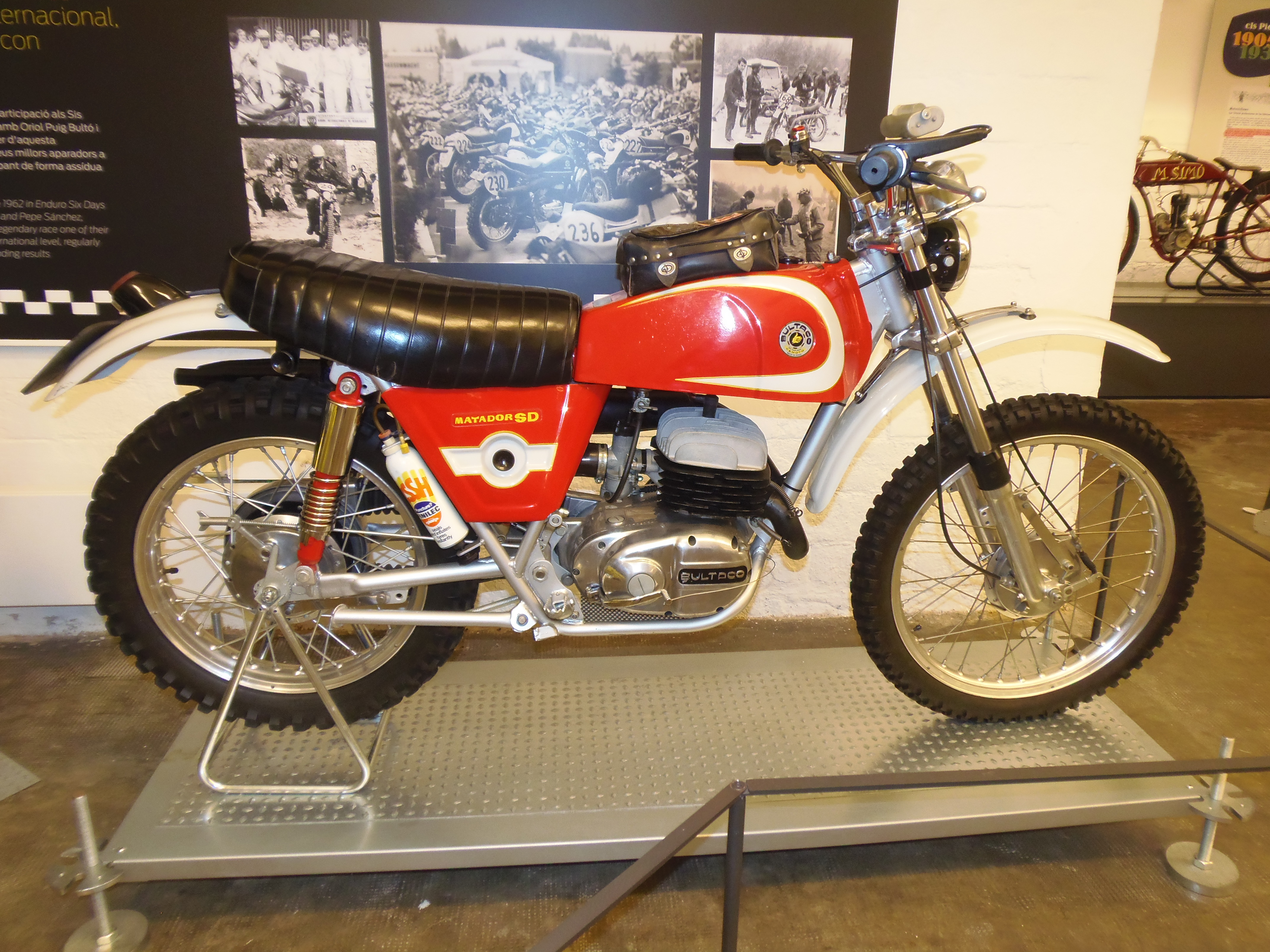 Bultaco matador photo - 4