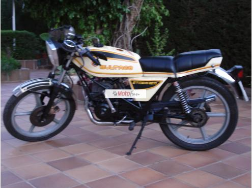 Bultaco streaker photo - 3