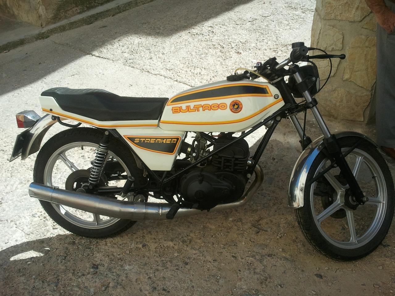Bultaco streaker photo - 4