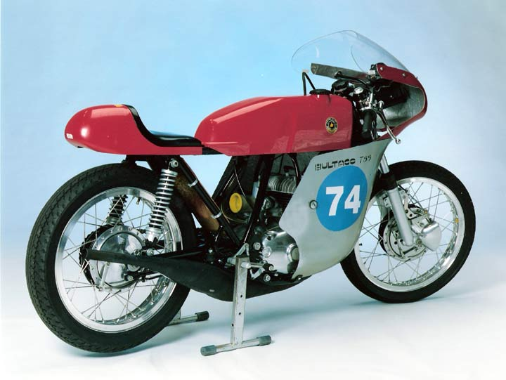 Bultaco tss photo - 2
