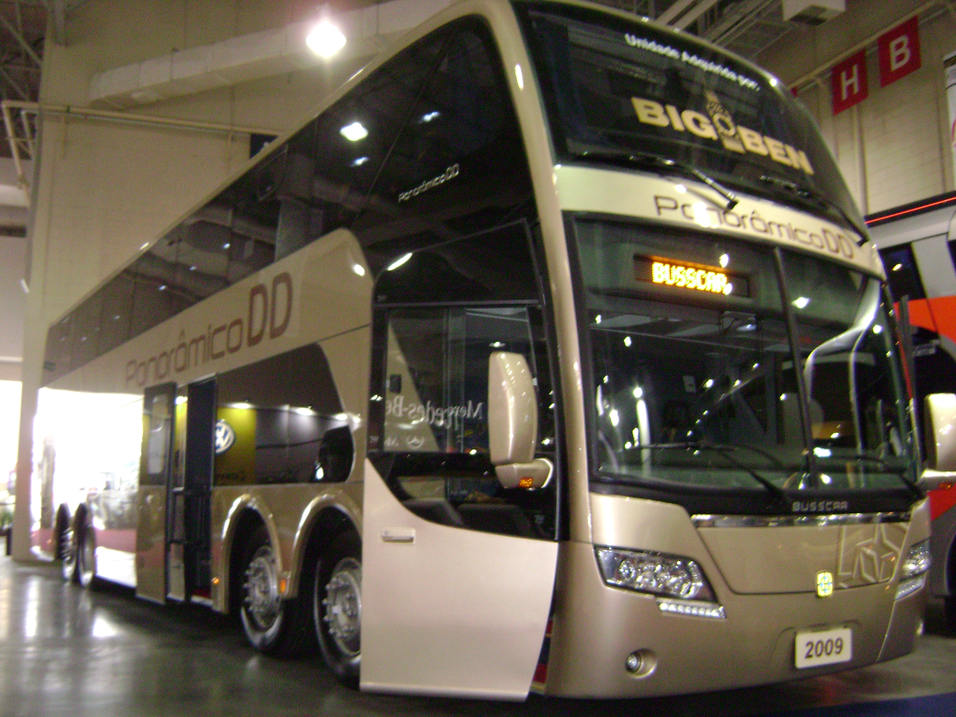 Busscar panoramico photo - 2