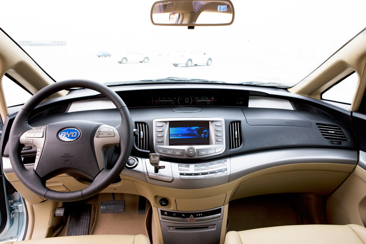 Byd e6 photo - 2