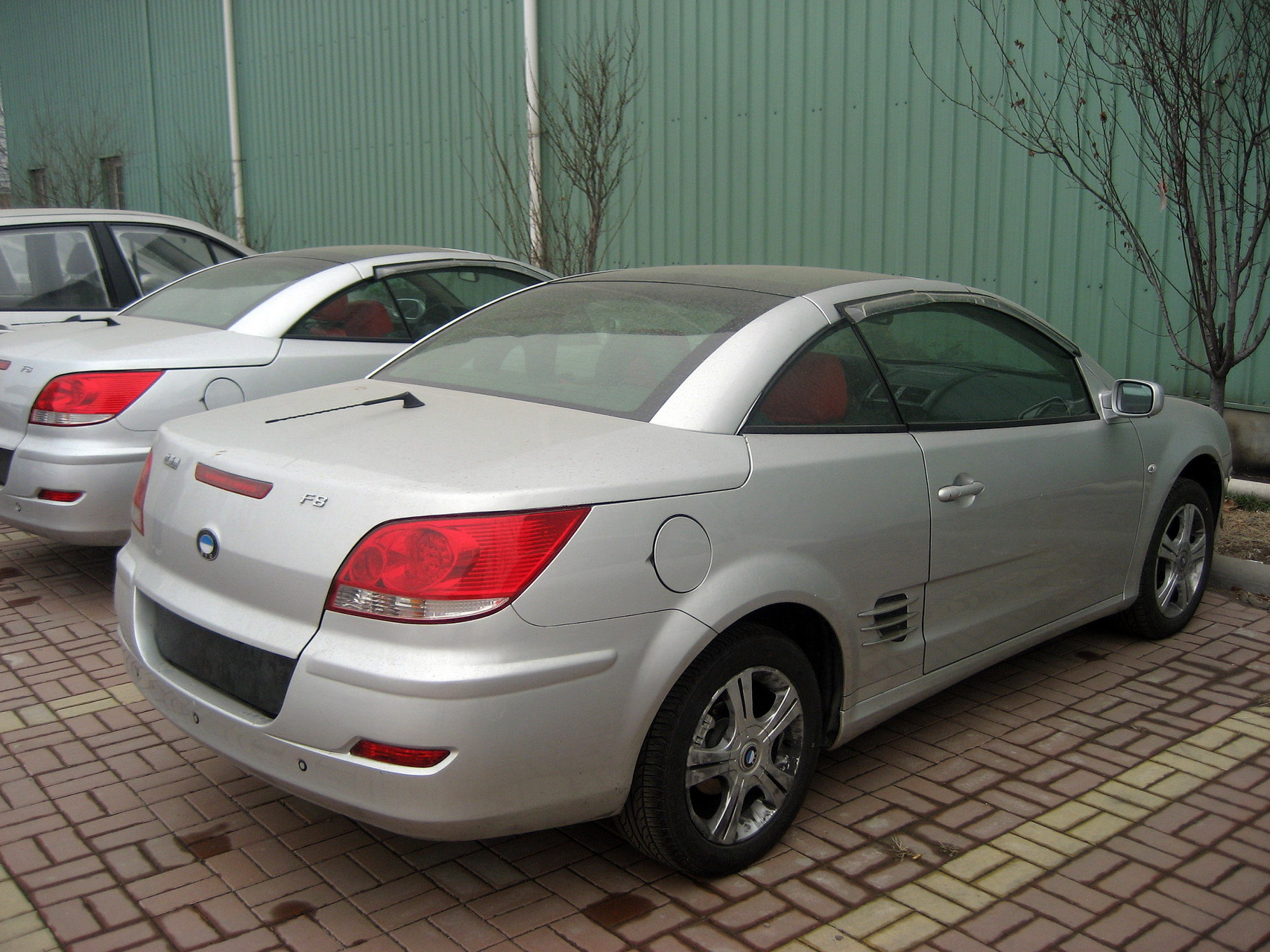 Byd s8 photo - 2