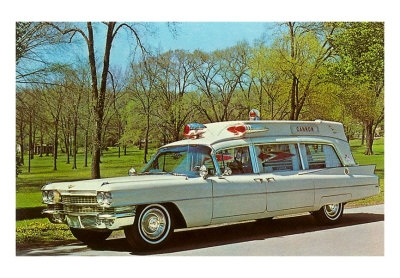 Cadillac ambulance photo - 1