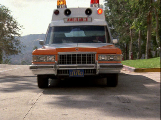 Cadillac ambulance photo - 2