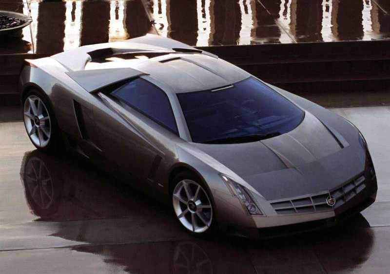 Cadillac cien photo - 3