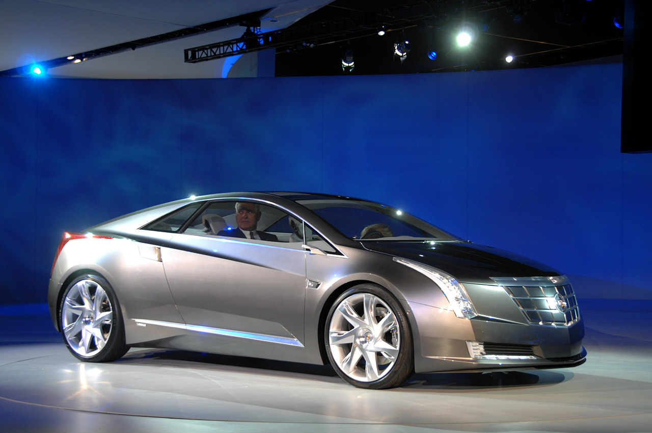 Cadillac converj photo - 1