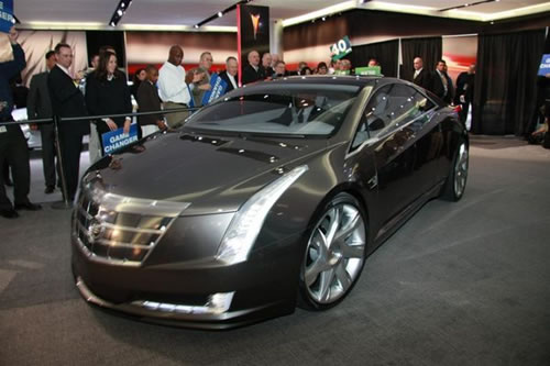 Cadillac converj photo - 2